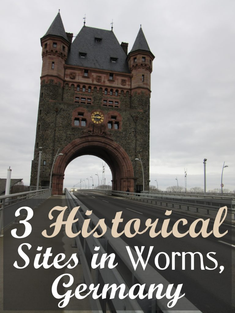 Worms, Germany: Proof That Smaller Cities Can Be Full of History, Too.