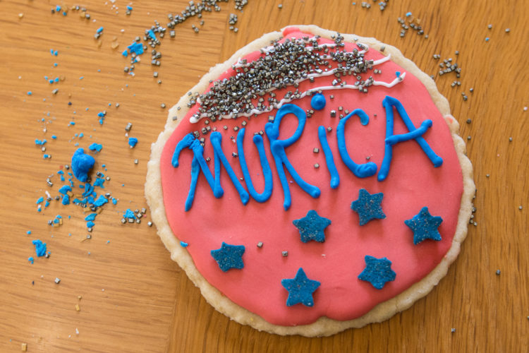 What America means to me as an American abroad.