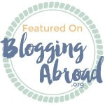 Blogging Abroad Image