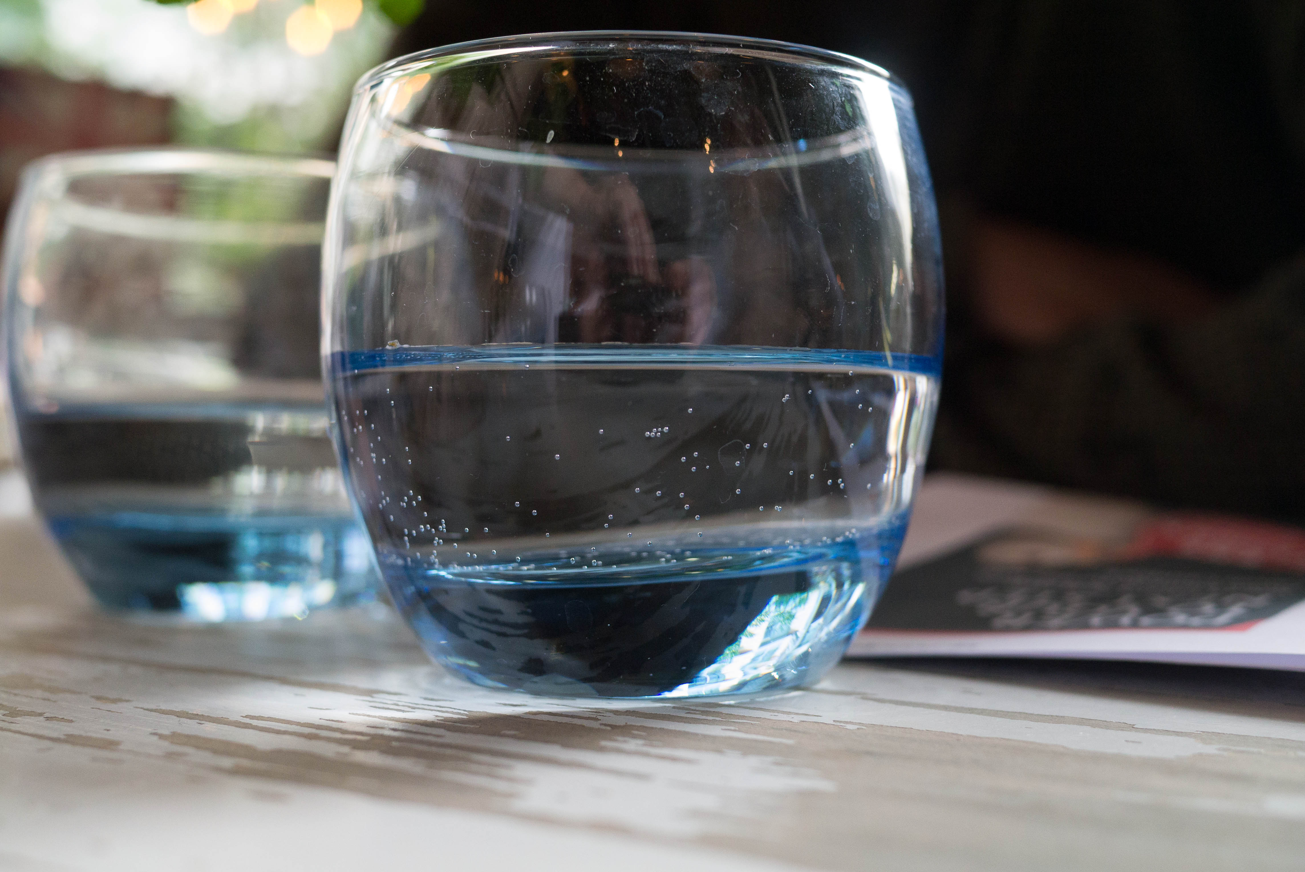 Glass of water. Photo by Gioconda Beekman on Flickr.