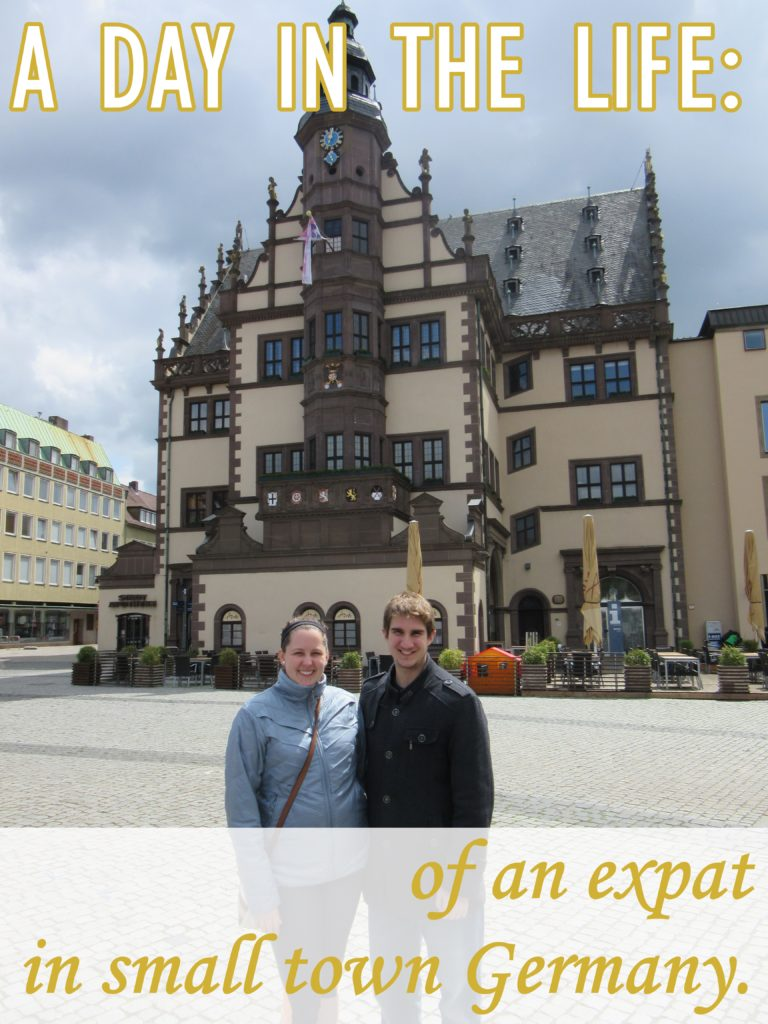 A Day in the Life: Expat in Small Town Germany. | My Meena Life