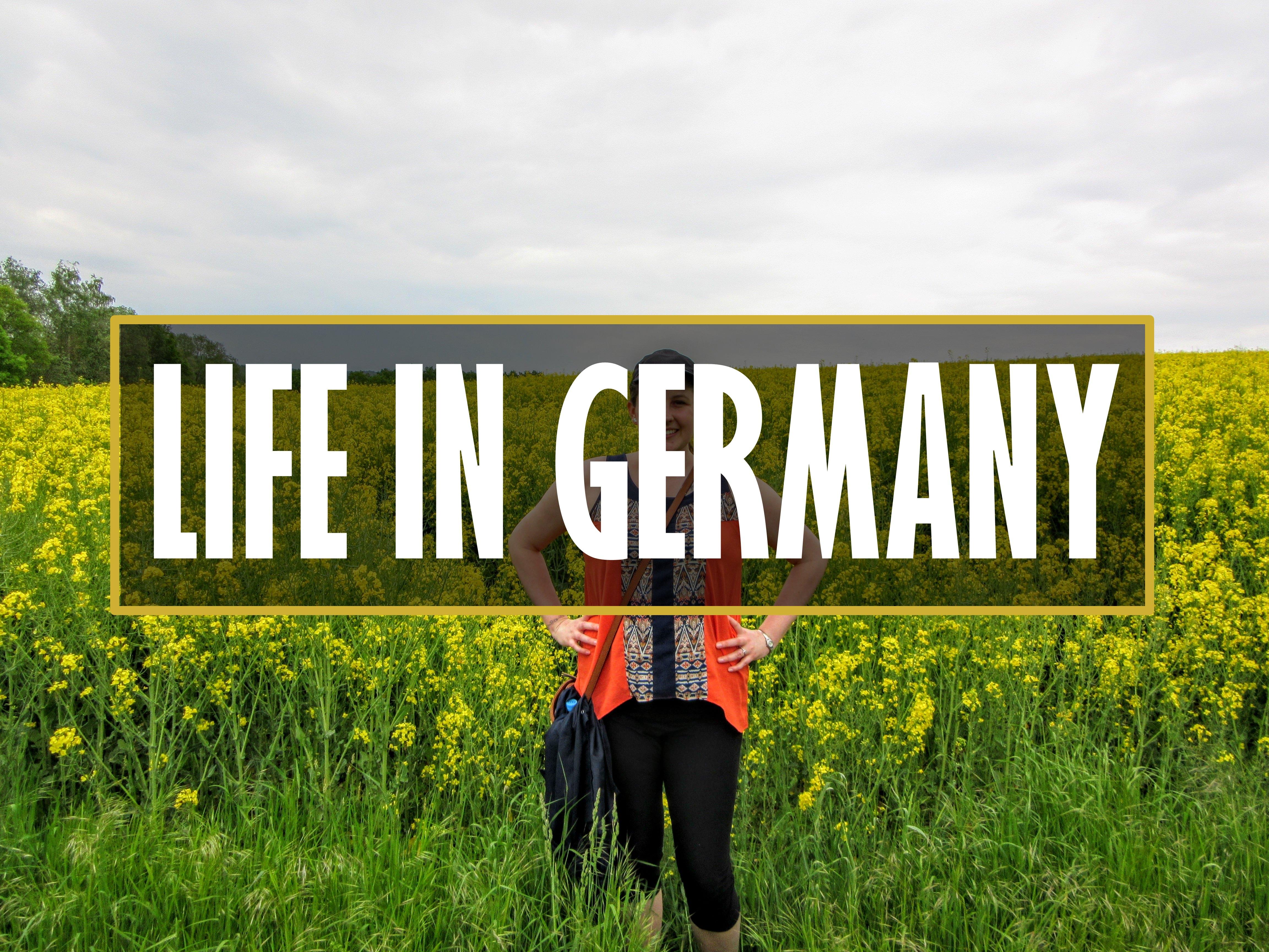 Life in Germany Category | My Meena Life