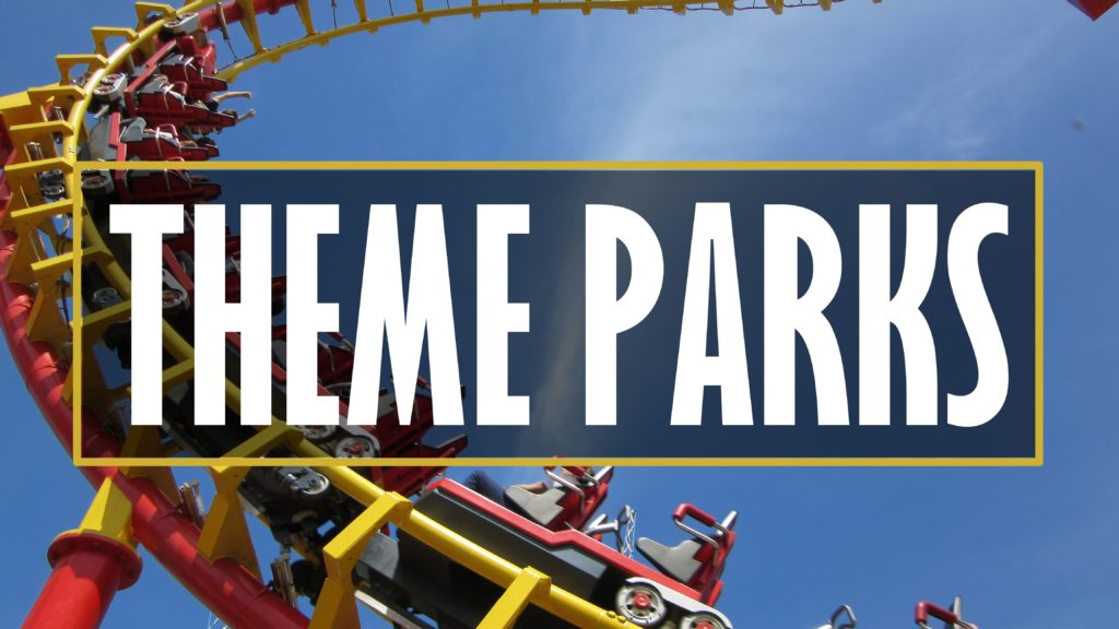 Theme Park Travel Category | My Meena Life