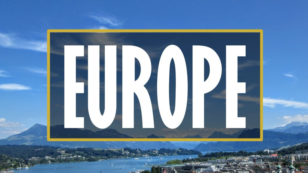Europe Travel Category | My Meena Life