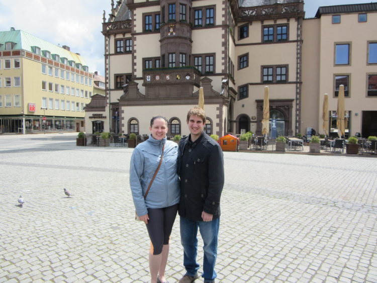 A Day in the Life: Expat in Small Town Germany.