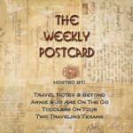 The Weekly Postcard Link Up