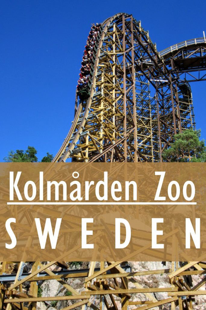 A Day at Kolmården Wildlife Park in Sweden.