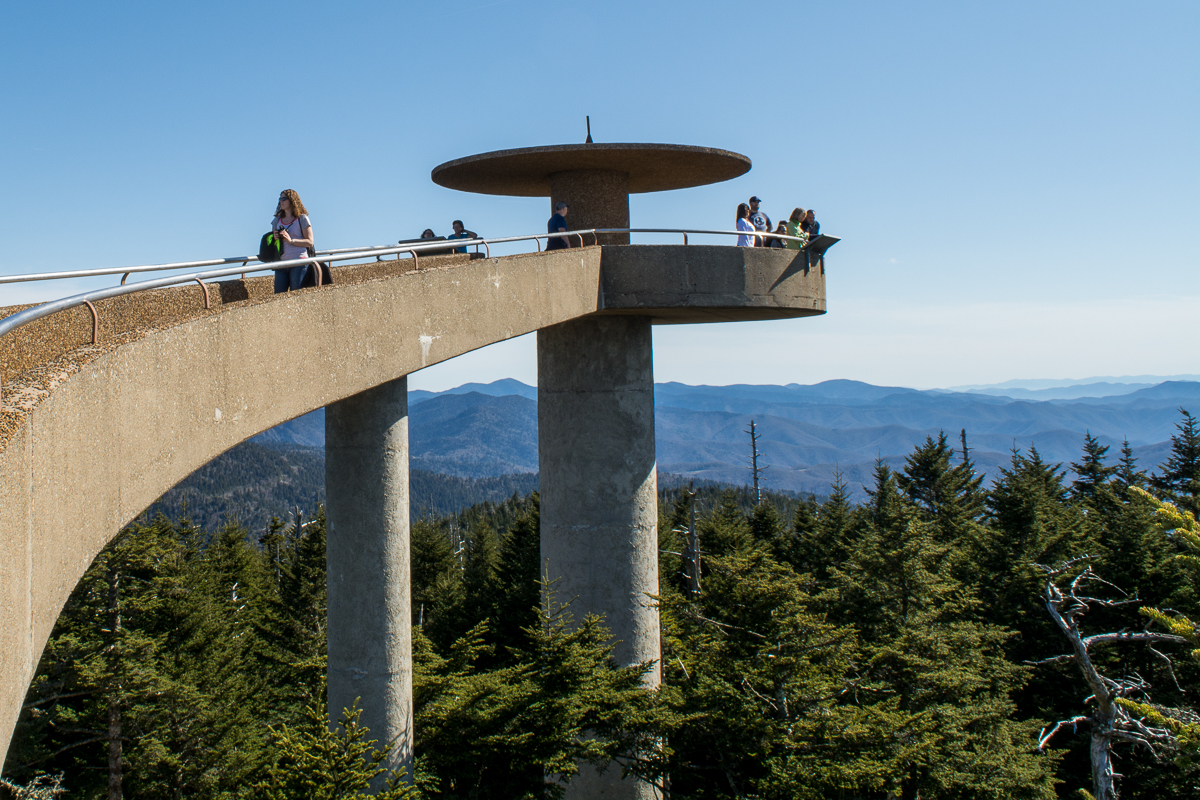 What you should know before visiting Clingmans Dome and observation tower in North Carolina.