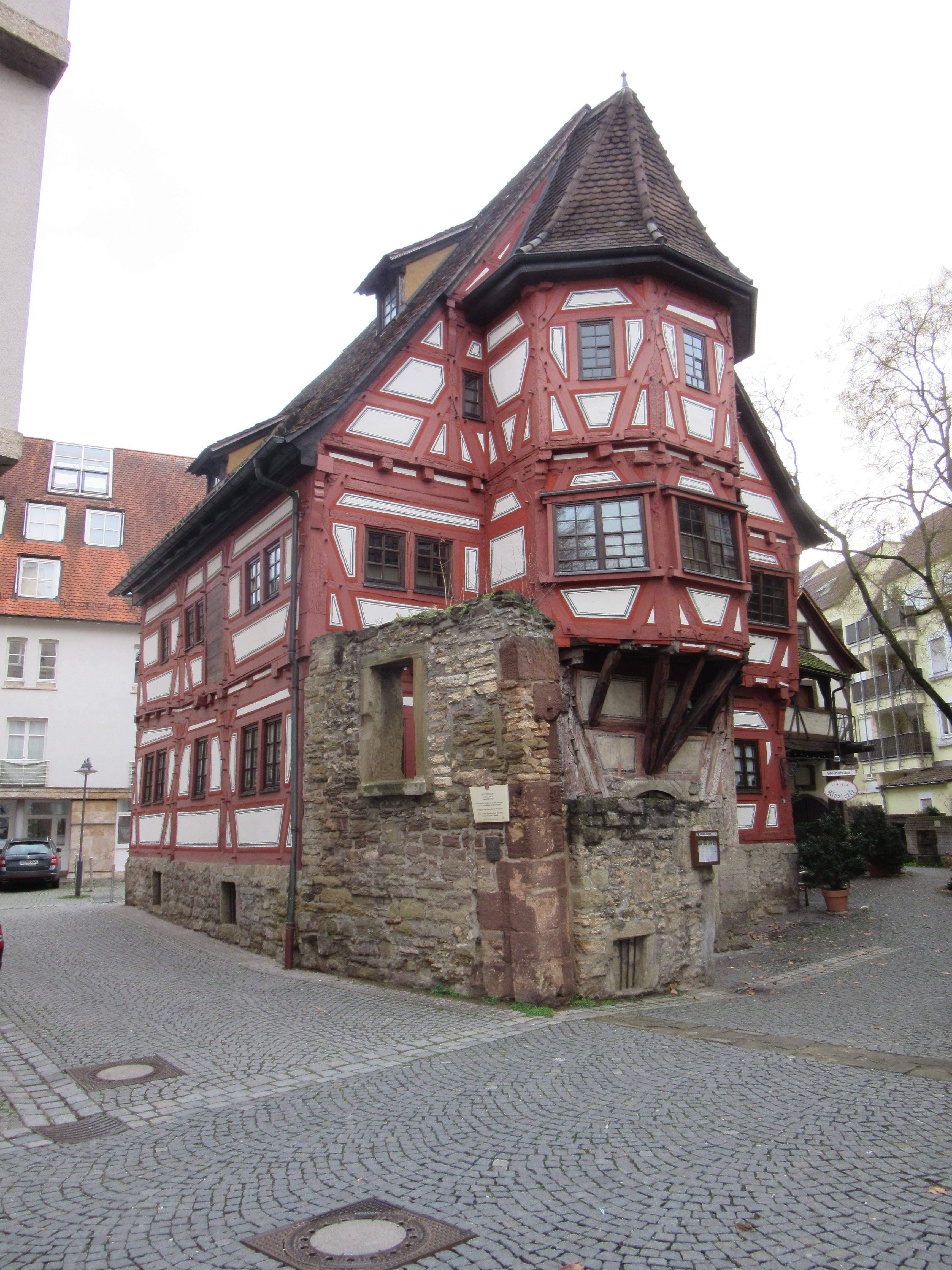 Home in Stuttgart, Germany.
