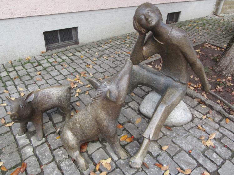 The Pigs of Schweinfurt.