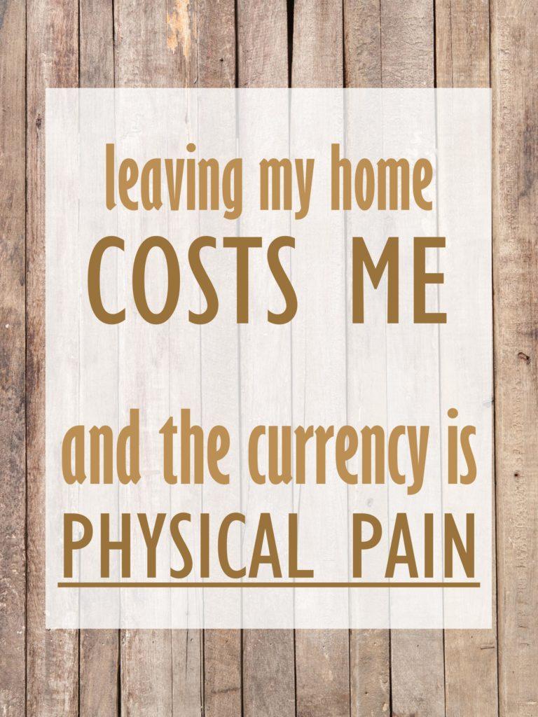 The Mental Strain of a Chronic Illness.
