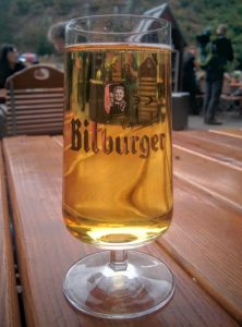 Bitbuger beer. | Differences Between Germany and the USA.