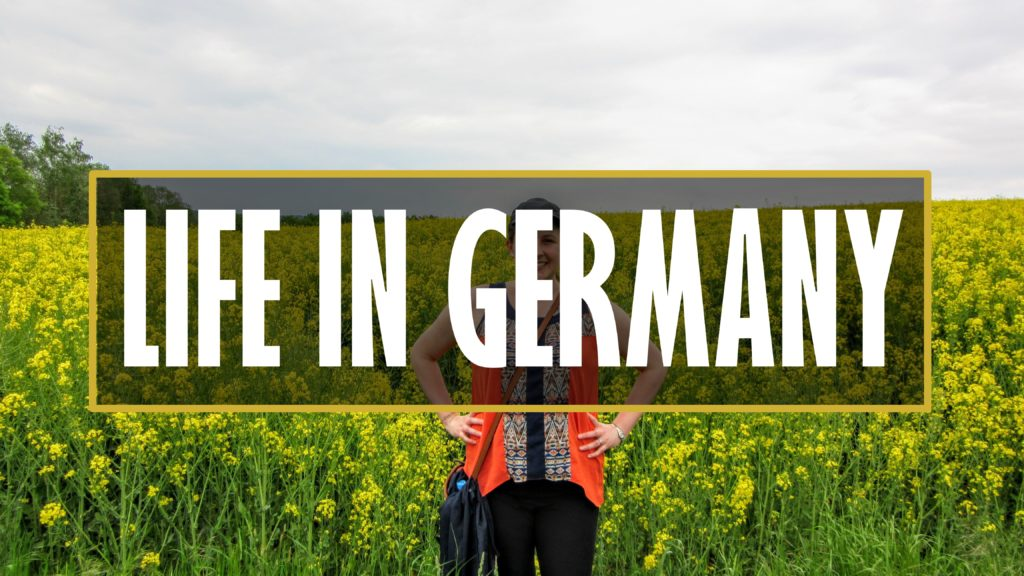 Life in Germany. | My Meena Life
