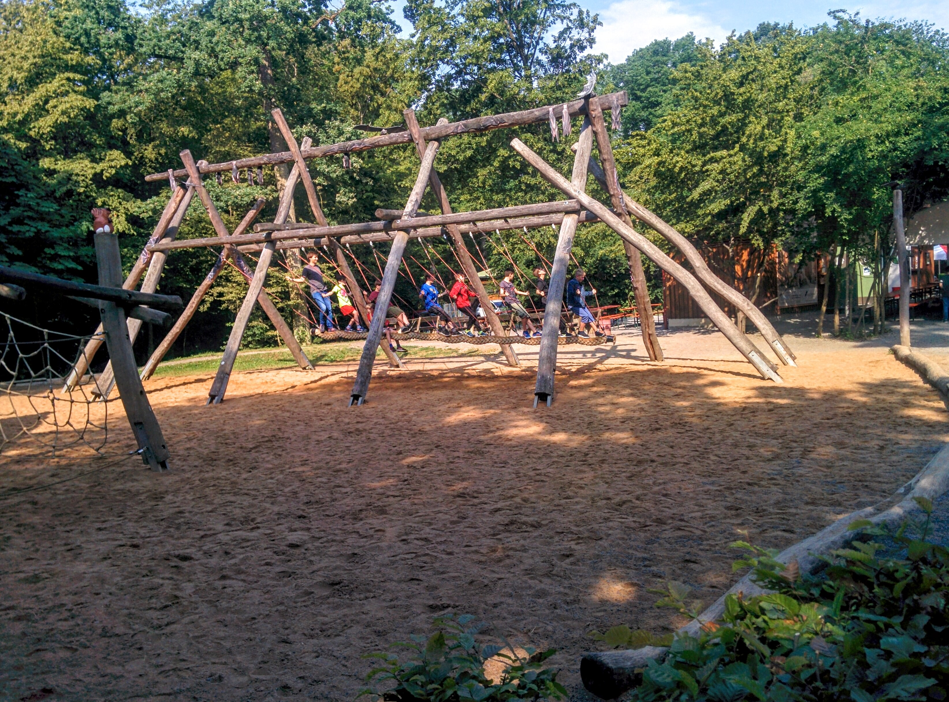 A playground. | A Day in the Life: Expat in Small Town Germany.