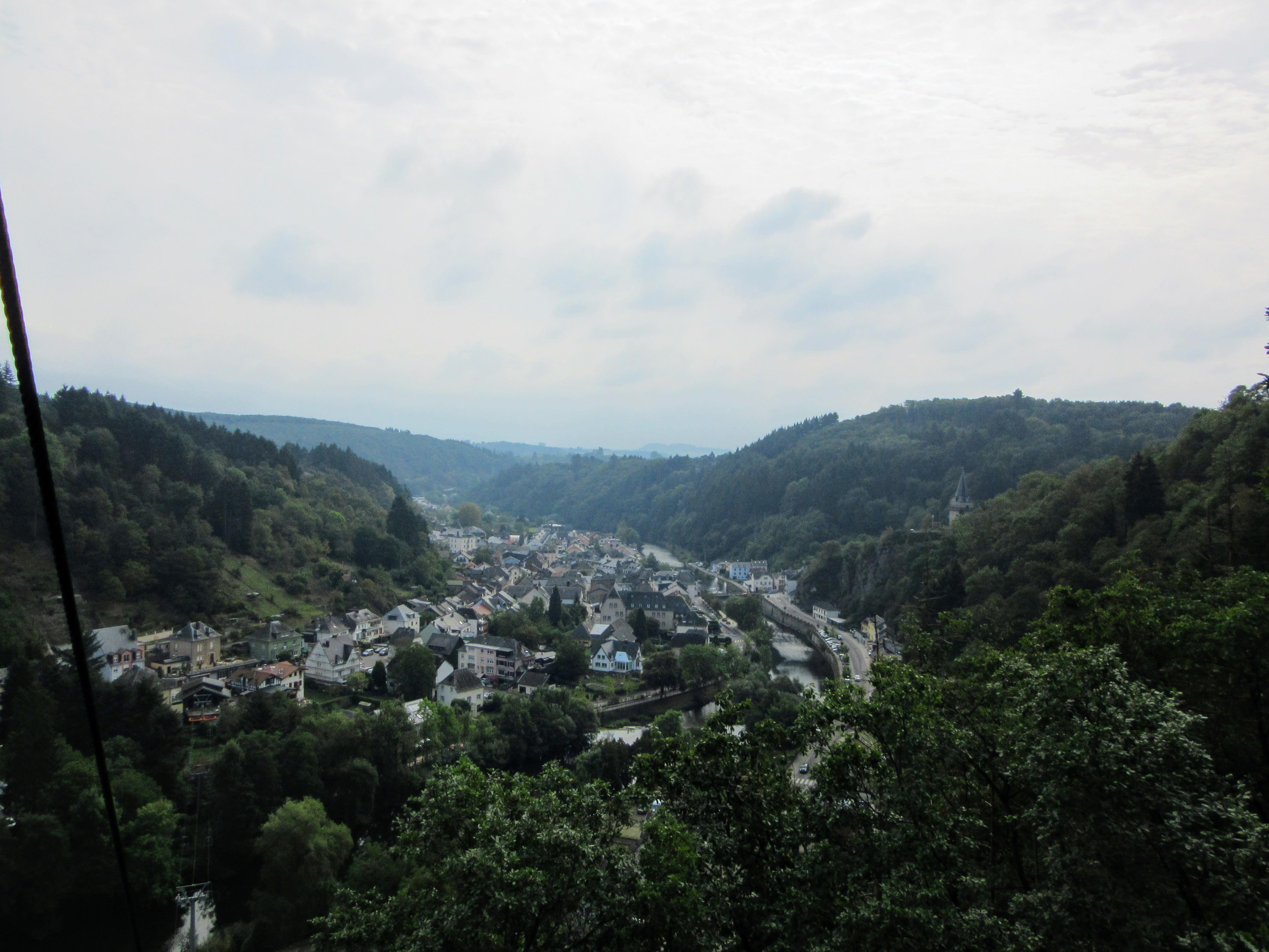 Vianden, Luxembourg.