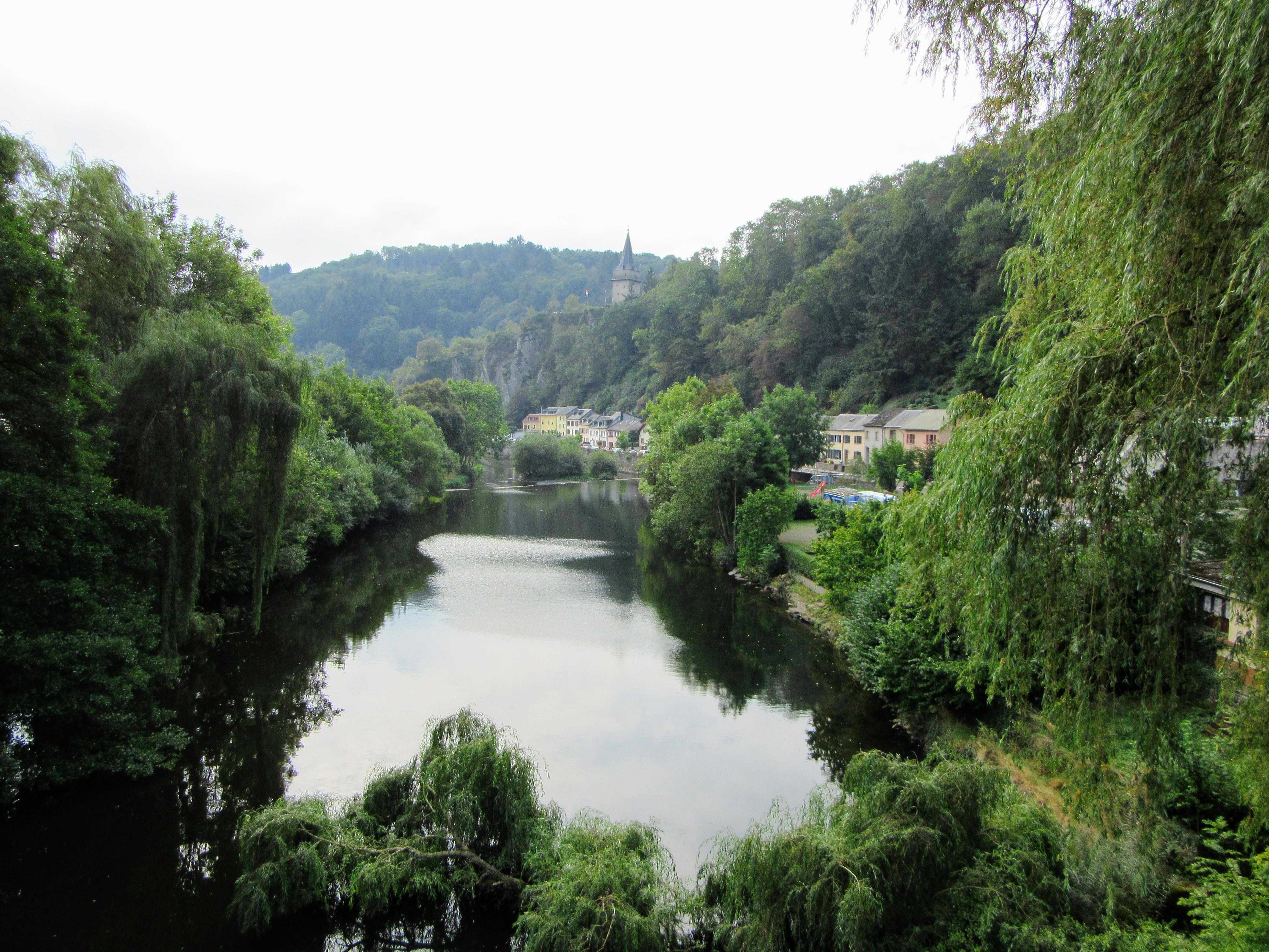 Our River in Vianden.