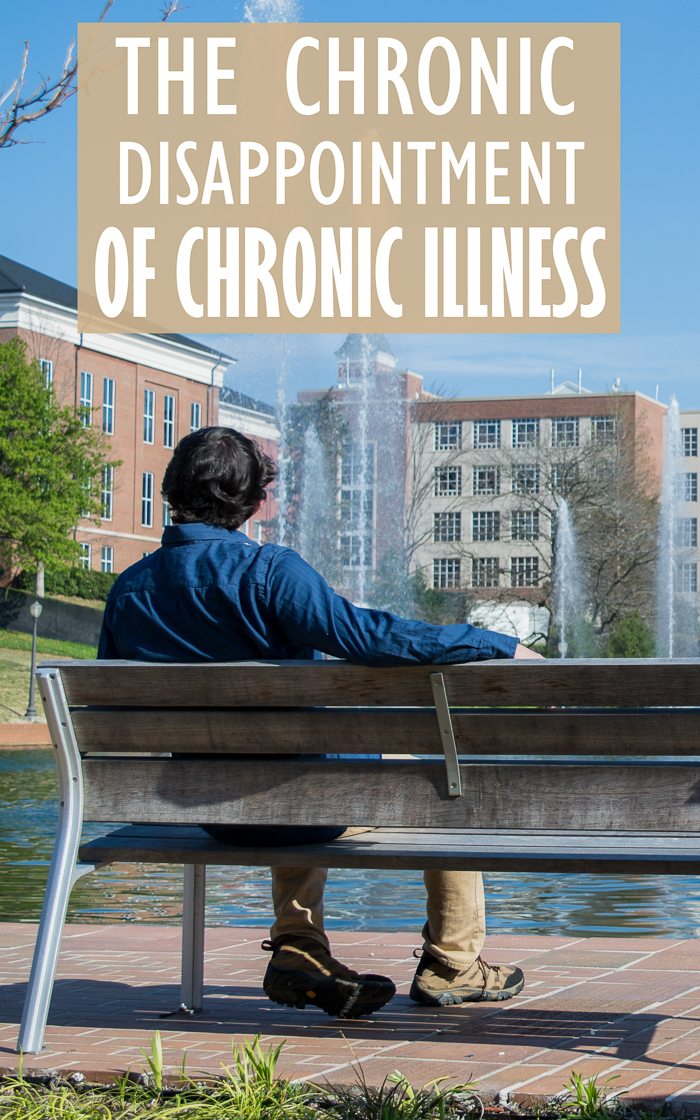 The Chronic Disappointment of Chronic Illness.