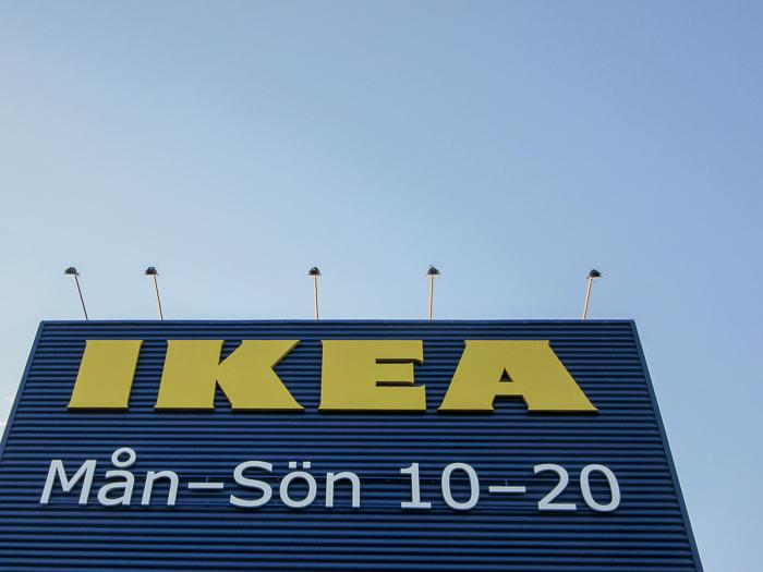 IKEA Kungens Kurva, Stockholm.   10 Reasons Why Sweden Felt Like Home.