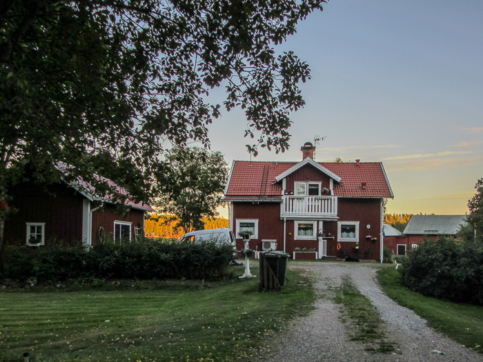 A Swedish home.   10 Reasons Why Sweden Felt Like Home.