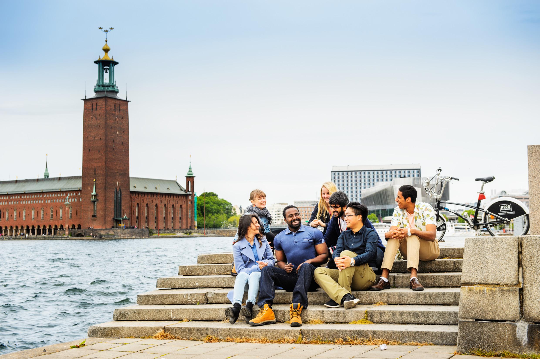 10 Reasons Why Sweden Felt Like Home.   Photo by Simon Paulin, Image Bank Sweden.