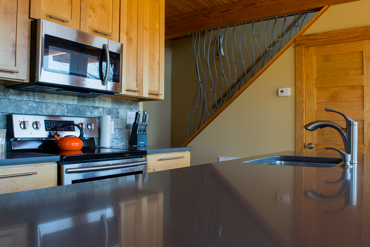 Kitchen | The Stecoah House.
