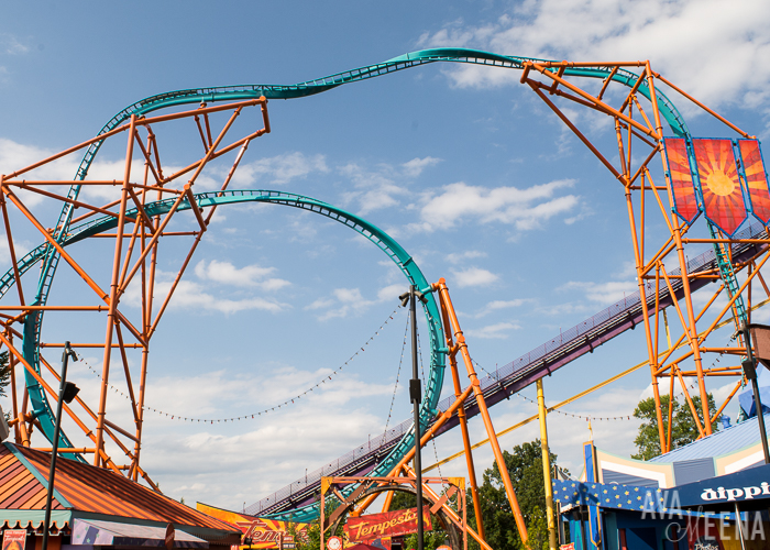 Busch Gardens Williamsburg Ride Reviews And Tips For Visiting