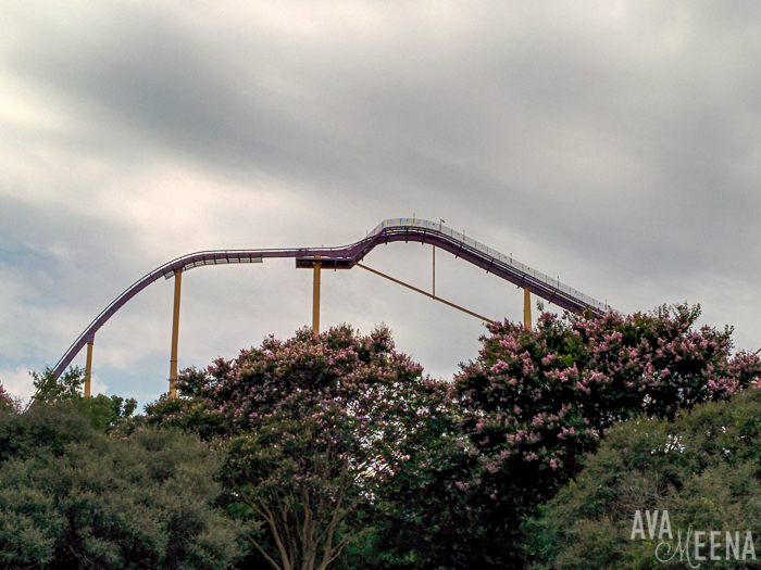 Apollo's Chariot roller coaster. | Busch Gardens Williamsburg: Ride Reviews and Tips for Visiting.