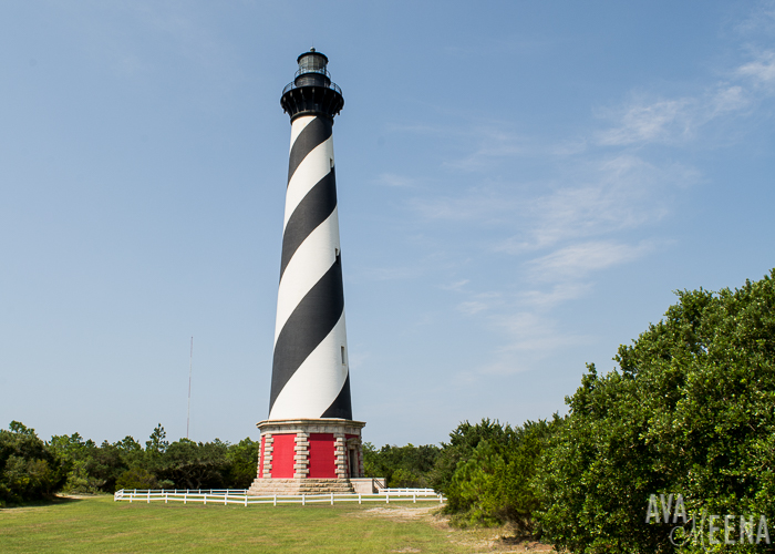 Cape Hatteras Lighthouse | Cape Hatteras | Outer Banks Lighthouses | A Guide to the Lighthouses of the OBX, North Carolina | Lighthouses in the Outer Banks | Lighthouses in North Carolina | North Carolina Lighthouses