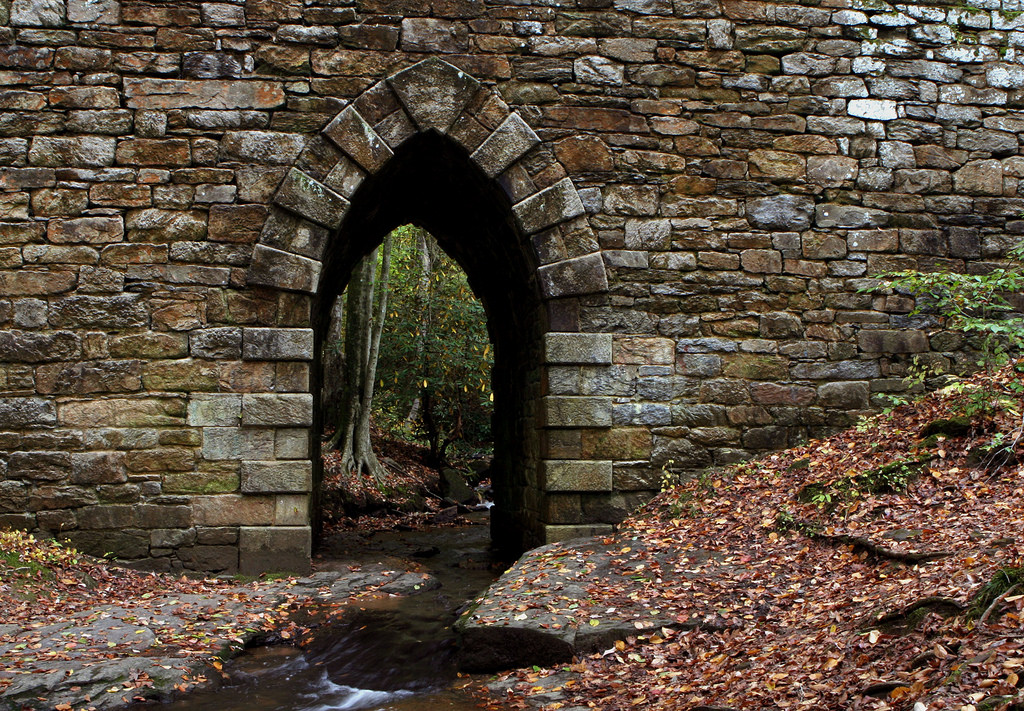 Poinsett Bridge | 13 Haunted Places to Travel to for Halloween (Infographic). Photo via Flickr licensed under CC BY 2.0.