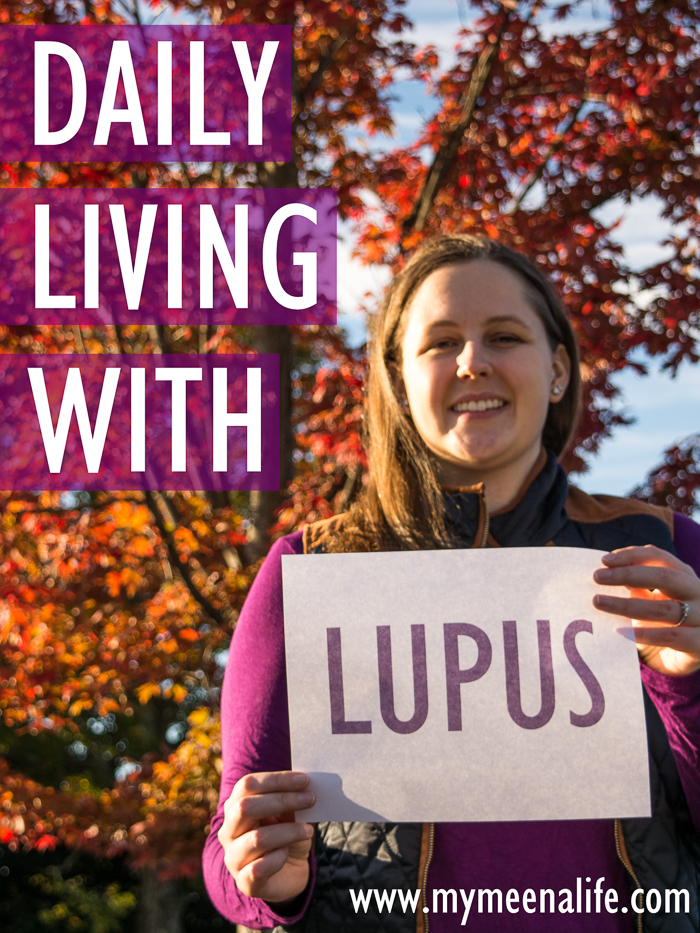Daily Living with Lupus. | My Meena Life | Life with lupus. | Chronic illness. | What is it like to have lupus? | Living with lupus. | Lupus warrior. | Lupie.