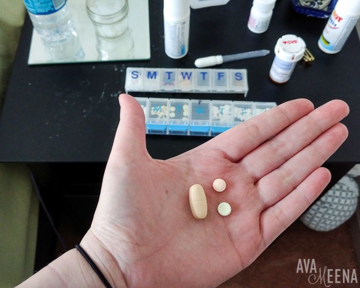A Day in the Life with Lupus. - My Meena Life