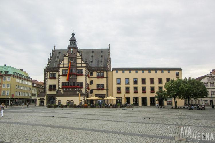 Expat Living in Schweinfurt, Germany (from 2016)  - My Meena